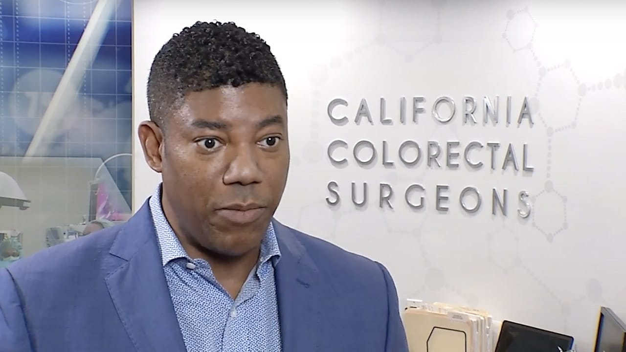 Dr. Murrell in LA News